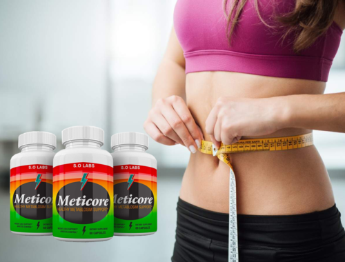 Meticore Metabolism Boosting Supplement Feature